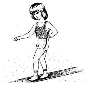 гимнастика для ребенка 1 2 года