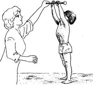 гимнастика детям