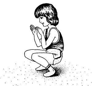 гимнастика ребенку 2 года