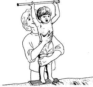 гимнастика ребенку