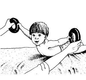 гимнастика для малышей 2 3 года