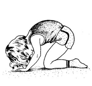 гимнастика для детей в картинках