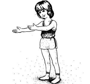 гимнастика для ребенка 2 3 года