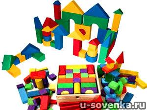 развивающие игры с кубиками и конструктором