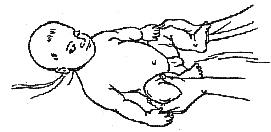 гимнастика для оебенка 4 5 6 месяца