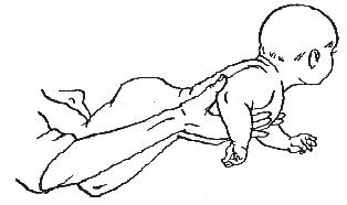 гимнастика для оздоровления ребенка 4 5 6 месяцев до года