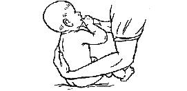 присаживание ребенка 6 7 8 9 мес