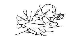 гимнастика ребенку 6 7 8 9 месяцев