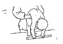 гимнастика зарядка для ребенка 9 10 11 12 месяцев