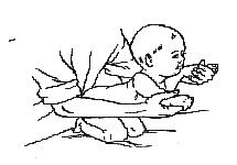 гимнастика ребенка 9 10 11 12 месяцев физическое развитие