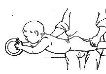 физическое развитие гимнастика ребенка 9 10 11 12 месяцев