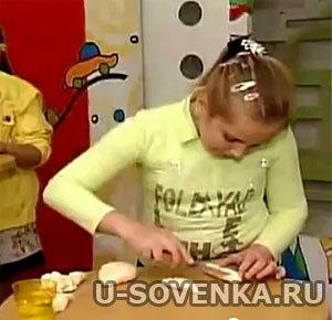 Видео мастер класс лепка из соленого